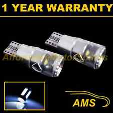 2X W5W T10 501 CAN BUS BLANCO LIBRE DE ERRORES 360 CREE INTERIOR DE CORTESÍA