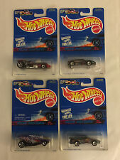 Complete Set of ROCKIN' RODS Series - 1996 Hot Wheels cars - Mint on Card