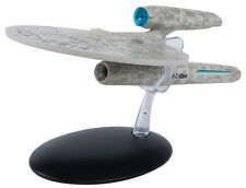 Star Trek USS Kelvin Die Cast Metal Ship-UK/Eaglemoss Special Issue w Magazine