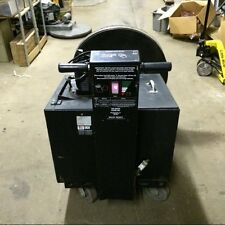 """NSS Floor Burnisher Model 2717 DB w Charger 27"""" Buffing Wheel Self Propelled 36V"""