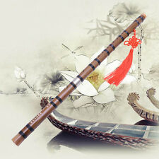 Handmade Pluggable Chinese Traditional Musical Instrument Bamboo Flute/Dizi In G
