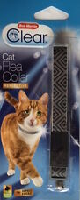 Bob Martin Clear Cat Flea Collar, Monochrome, Black/ White