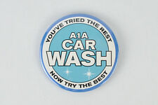 Breaking Bad 'A1A Car Wash' Large Badge! walter white, better call saul,  button