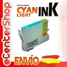 Cartucho Tinta Cian Claro / Azul T0805 NON-OEM Epson Stylus Photo PX810FW