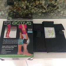 Sports Fitness Be Active Lower Back Relief Brace BeActive Pressure Point Wrap J