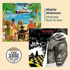 Mighty Maytones - Madness / Boat To Zion [New CD]