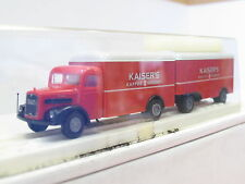 Brekina 7212 MAN Kofferhängerzug Kaisers Kaffee OVP (L7425)