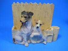 Jack Russell Terrier Dog fridge magnet memo note holder pen or desk 46480-17