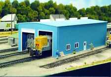RIX PRODUCTS - PIKESTUFF - Enginehouse 1 or 2 Doors - HO Scale Kit 541-0008