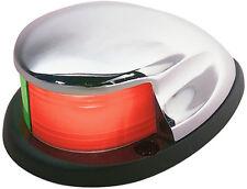 LED Streamline Bi-Color Combination Deck Mount Bow Navigation Light for Boats