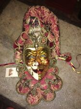 Venetian Mask, Made In Venice, Italy!
