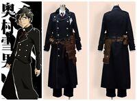 Ao no Blue Exorcist Yukio Okumura bag cosplay costume Free Shipping !!