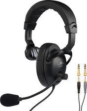Monacor BH-009S Professionale Auricolare Mono , Microfono