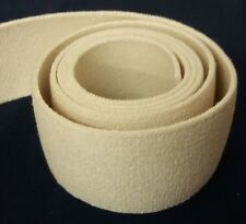 10m of 50mm wide strong woven elastic waistband, dressmaking, crafts,theatre##