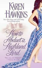 How to Abduct a Highland Lord by Karen Hawkins(The MacLean Curse #1)(2007)DD1789