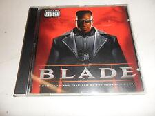 CD  Blade | Soundtrack