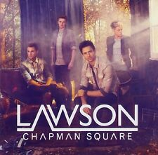 LAWSON-Champion Square(2013)-Standing In The Dark, Taking Over Me-New And Sealed