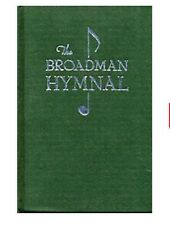 BRAND NEW The Broadman Hymnal 1940 Green New Book Old Gospel Traditional Songs