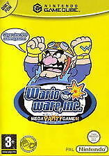 gamecube WARIOWARE INC. Over 200 Mega Party Games! PAL UK