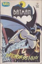 BATMAN TUTTO FUMETTO EDIZIONE PLAY PRESS