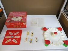 Vintage Strawberry Shortcake Berry Go Round Carousel game - Complete