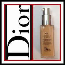 Christian dior fondotinta DIOR CAPTURE TOTALE col. 022 medium beige. Nuovo!