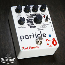 Red Panda Particle Granular Delay
