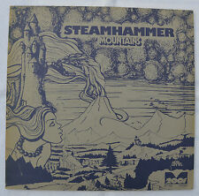 STEAMHAMMER: Mountains (Metronome 2001 201.006) LP/12""