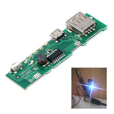 Circuito 5V 1A per creare Power Bank Charger Board Power Supply Step Up 18650