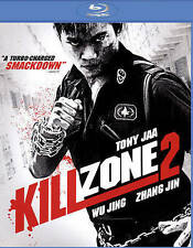 Kill Zone 2 [Blu-ray], New Disc, Simon Yam, Tony Jaa, Jing Wu, Cheang Pou-Soi
