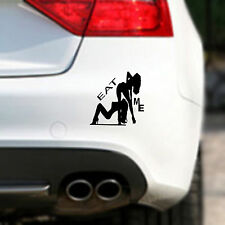 EAT ME car window/bumper VW NISSAN VDUB EURO JDM  FORD HONDA vinyl decal sticker