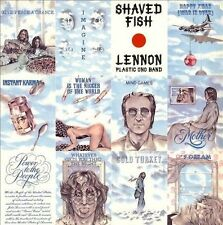 Shaved Fish by John Lennon (Cassette, Dec-1987, Capitol)