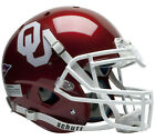 OKLAHOMA SOONERS SCHUTT XP AUTHENTIC FOOTBALL HELMET