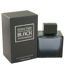 Seduction in Black by Antonio Banderas 3.4 oz Men 3.3 edt New In Box