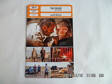 CARTE FICHE CINEMA 2014 THE ROVER Guy Pearce Robert Pattinson Scoot McNairy