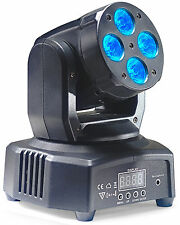 Stagg Headbanger Mini 8 LED Moving Head Wash