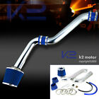For 1994-2002 Honda Accord DX LX EX SE L4 4Cyl Cold Air Intake+Blue Filter
