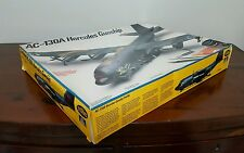 Testors 1/72 Lockheed AC-130A Hercules Gunship Plane 691 Model US Air Force