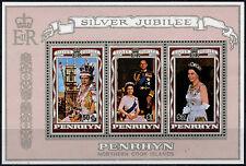 Penrhyn Islands 1977 SG#MS103 Silver Jubilee MNH M/S #D34117