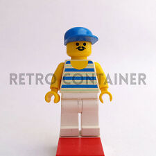 LEGO Minifigures - Vacationer - par044 - Paradisa Town Omino Minifig Set 6595