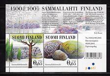 103486/ Finnland 2004 - Bl. 35 - UNESCO Weltkulturerbe - **