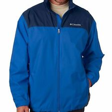 Columbia Men's Granite Mountain Fleece Jacket L Royal Blue | eBay