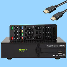 FTA S HD DIGITAL SATELLITE RECEIVER USB Single cable distribution TV HDMI SCART