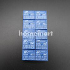 10pcs SRD-24VDC-SL-C 24V DC SONGLE Power Relay PCB Type SPDT High Quality NEW 5P