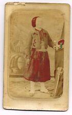 ANCIENNE PHOTO SOLDAT ZOUAVE ALGER