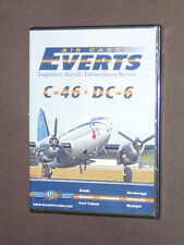 JUST PLANES COCKPIT VIDEO DVD          EVERTS AIR CARGO     new sealed