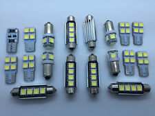 AUDI Q7 4L S-Line FULL LED Interior Lights KIT Set 18 pcs SMD White GR