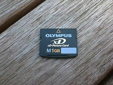 1GB  Olympus xD Picture Card 1 GB xD Speicherkarte