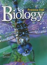 Prentice Hall Biology (Student Edition), Kenneth R. Miller, Joseph S. Levine, Ac