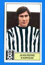 FOOTBALL 1972-73 BELGIO -Panini Figurina-Sticker n. 134 - KASPRZAK - DIEST -Rec